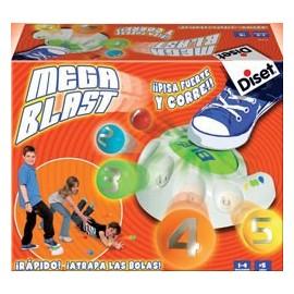 Megablast Pisa Fuerte