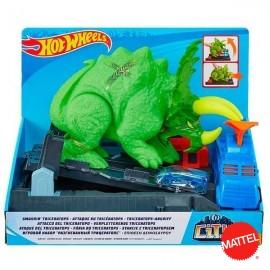 Hotwheels Triceratops