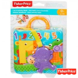 Libro Activity Bebe Fisher