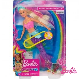 Barbie Sirena Nada y Brilla