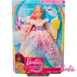Barbie Princesa Dreamtopia