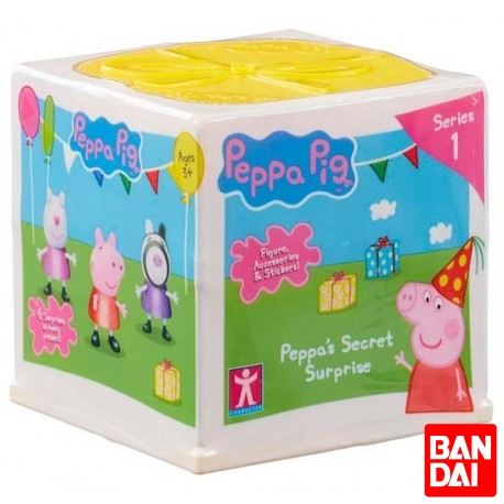 Peppa Pig Caja Sorpresa