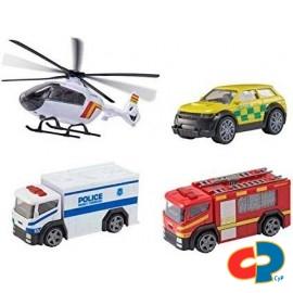 Teamsterz Vehiculos de Rescate