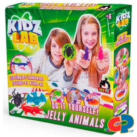 Kiz Lab Jelly Animals