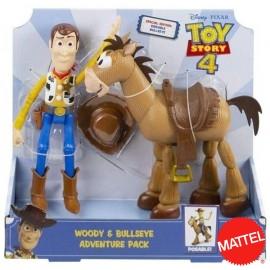 Toy Story 4 Pack de Aventuras