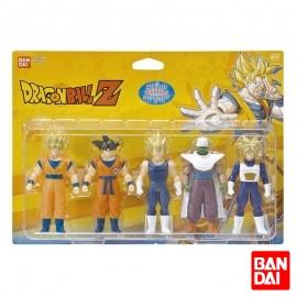 Pack 5 Figuras Dragon Ball