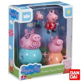 Peppa Pig Pack Familia