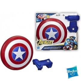 Escudo Magnetico Capitan America