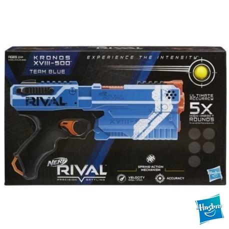 Nerf Rival Kronos 500 Azul