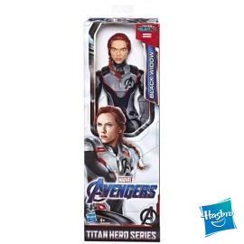 Black Widow Avengers Titan