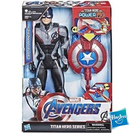 Capitan America Power FX