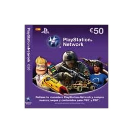 Playstation Network 50€