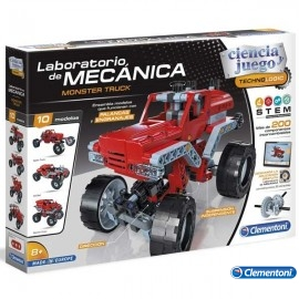 Monster Truck Lab, Mecanica