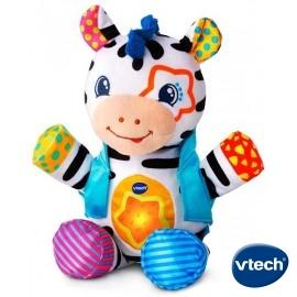La cebra Cantarina Vtech