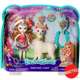 Enchantimals Lluella Llama