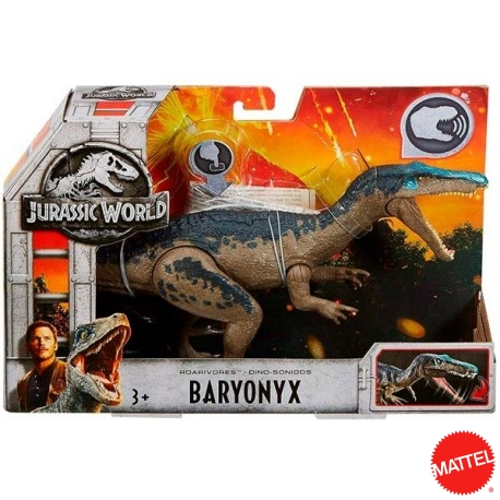 Jurassic World Baryonix