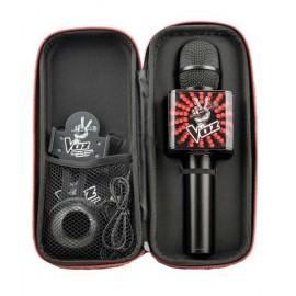 Microfono La Voz Negro