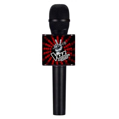 Microfono LaVoz Negro