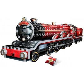 Puzzle 460 3D Tren Harry Potter