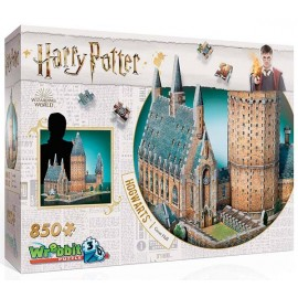 Puzzle 850 3D Hogwarts Harry Potter