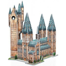 Puzzle 850 3D Astronomy Tower Harry Potter