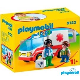 Ambulancia 123