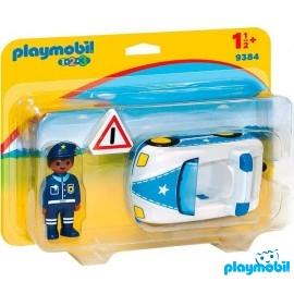 Coche Policia 123