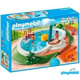 Piscina Playmobil 9422