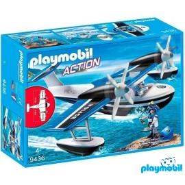 Hidroavion Policia 9436