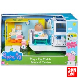 Ambulancia Centro Medico Peppa Pig