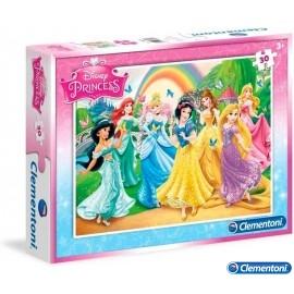 Puzzle 30 Princesas