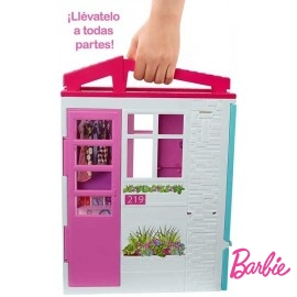 Casa Portatil Barbie