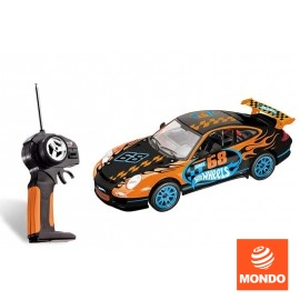 Coche R/C Porsche GT3 RS Hot Wheels