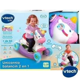 Unicornio Balancin Vtech