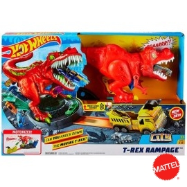 Hot Wheels T-Rex Destructor
