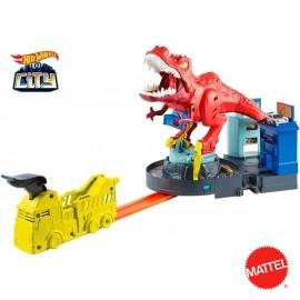 Hot Wheels T-Rex Destructor