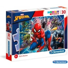 Puzzle 30 Spiderman