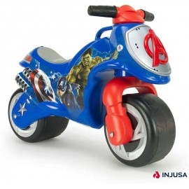 Moto Correpasillos Avengers