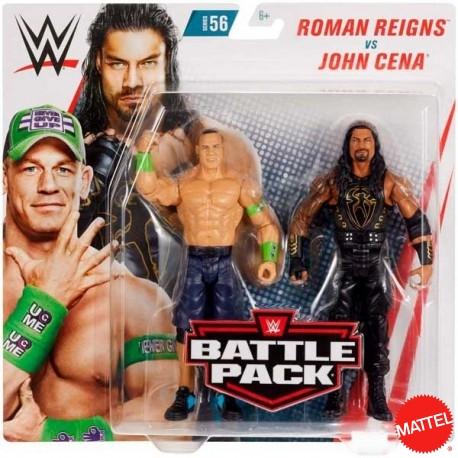 WWE Pack 2 Figuras