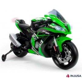 Moto Kawasaki Ninja 12v.