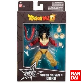 Figura Dragon Ball Goku Saiyan 4