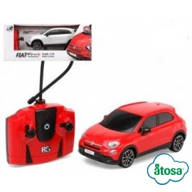 Coche R/C Fiat 500X 1.24