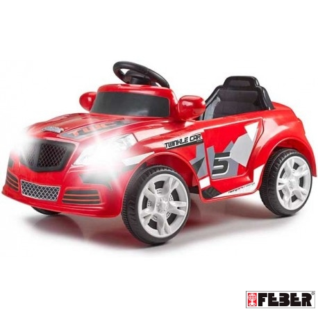 Coche Twinkle Car 6v R/C