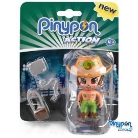 Pin y Pon Action Aventurero