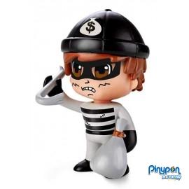Pin y Pon Action Ladrón