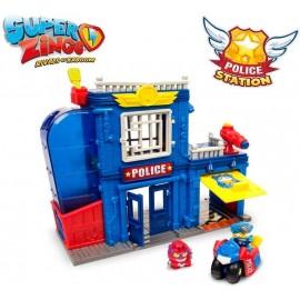 Super Zings Estacion de Policia