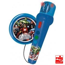 Microfono Avengers