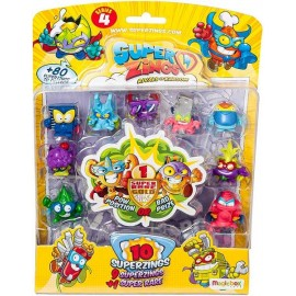 Superzings Pack 9 Figuras