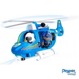 Pin y Pon Action Helicoptero
