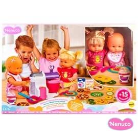 Nenuco Hermanitas Traviesas en la Cocina